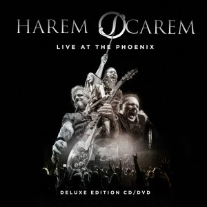 Harem Scarem - Live At The Phoenix (Digipack CD & DVD)