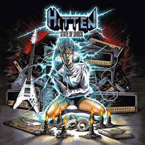 Hitten - State Of Shock (Jewel Case CD)