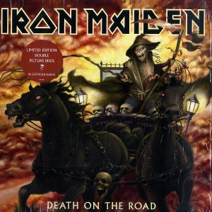 Iron Maiden - Death On The Road (Double Picture LP)