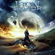 Iron Savior - The Landing (Pale Blue LP)