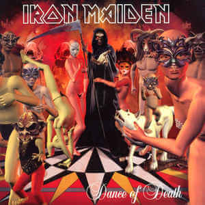Iron Maiden - Dance Of Death (Jewel Case CD)
