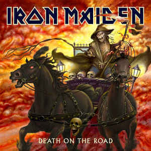 Iron Maiden - Death On The Road (Jewel Case Double CD)