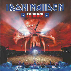 Iron Maiden - En Vivo! (Jewel Case Double CD)
