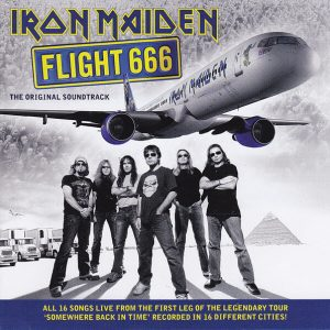 Iron Maiden - Flight 666 - The Original Soundtrack (Jewel Case Double CD)
