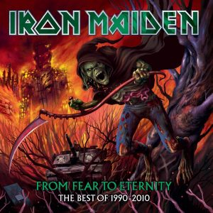Iron Maiden - From Fear To Eternity - The Best Of 1990-2010 (Jewel Case Double CD)