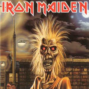Iron Maiden - Iron Maiden (Jewel Case CD)