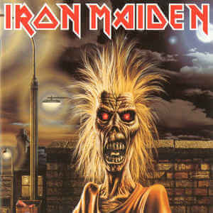 Iron Maiden - Iron Maiden (LP)