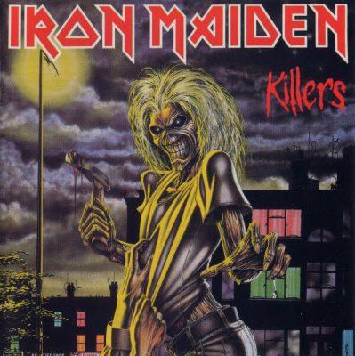 Iron Maiden - Killers (Jewel Case CD)