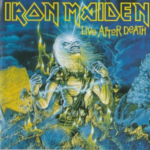 Iron Maiden - Live After Death (Double LP)