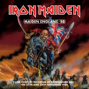 Iron Maiden - Maiden England '88 (Jewel Case Double CD)