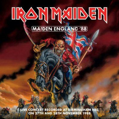 Iron Maiden - Maiden England '88 (Jewel Case Double CD)