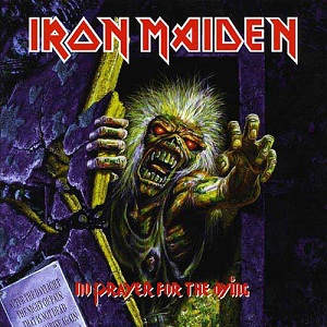 Iron Maiden - No Prayer For The Dying (Jewel Case CD)