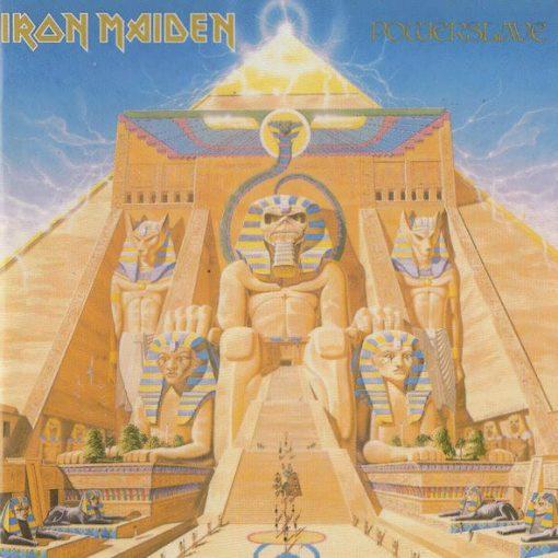 Iron Maiden - Powerslave (Jewel Case CD)