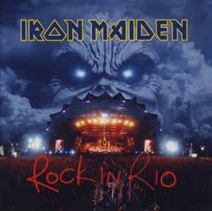Iron Maiden - Rock In Rio (Jewel Case Double CD)