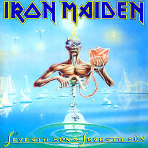 Iron Maiden - Seventh Son Of A Seventh Son (Jewel Case CD)
