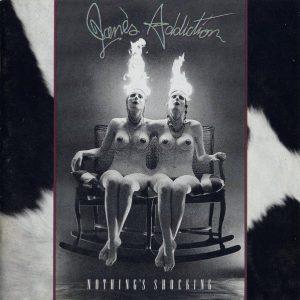 Jane's Addiction - Nothing's Shocking (Jewel Case CD)