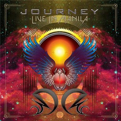 Journey ‎– Live In Manila (Double CD & DVD)