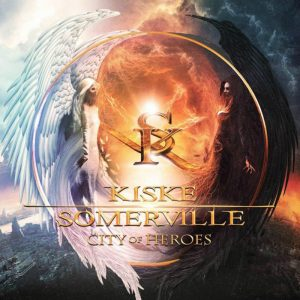 Kiske / Somerville - City Of Heroes (Jewel Case CD)