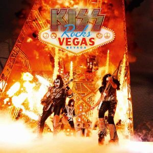 Kiss - Kiss Rocks Vegas (Deluxe Edition)