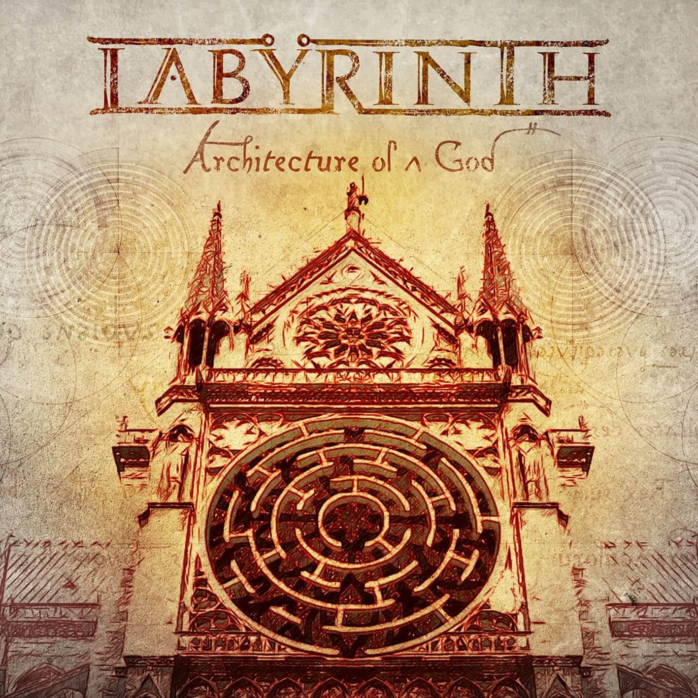 Labyrinth - Architecture Of Α God (Jewel Case CD)