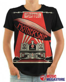 Led Zeppelin - Mothership T-Shirt