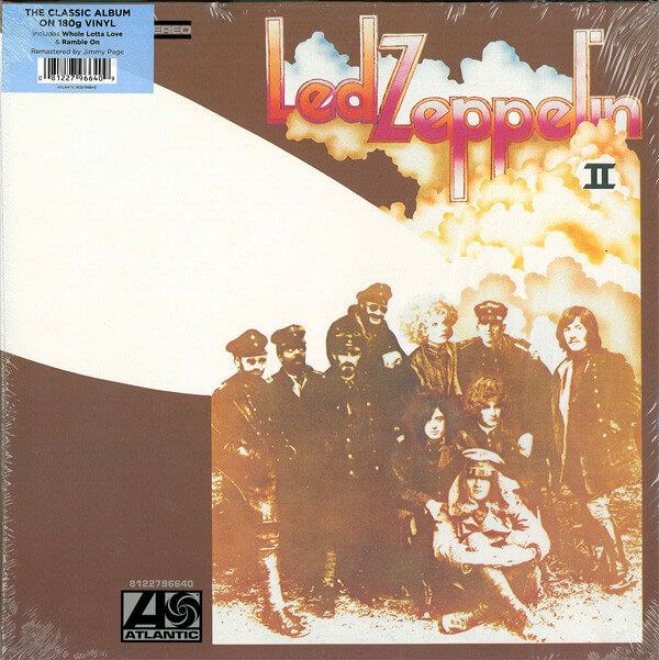 Led Zeppelin - Led Zeppelin II (LP)