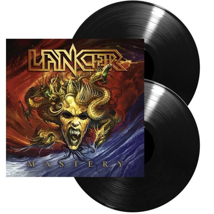 Lancer - Mastery (Double Black LP)