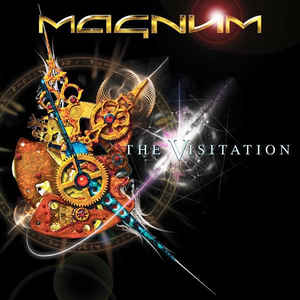 Magnum - The Visitation (CD & DVD)