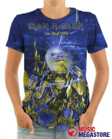 Iron Maiden - Live After Death T-Shirt