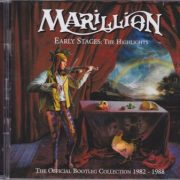 Marillion - Early Stages: The Highlights - The Official Bootleg Collection 1982-1988 (Jewel Case Double CD)