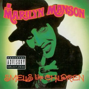 Marilyn Manson - Smells Like Children (Jewel Case CD)