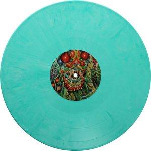 Mastodon - Once More 'Round The Sun (Double Green / White Marbled LP)