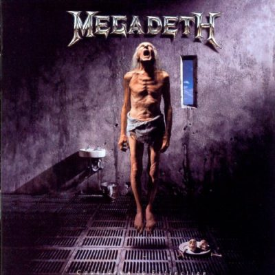 Megadeth - Countdown To Extinction (Jewel Case CD)