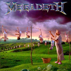 Megadeth - Youthanasia (Jewel Case CD)