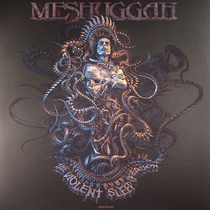 Meshuggah - The Violent Sleep Of Reason (Double Black LP)