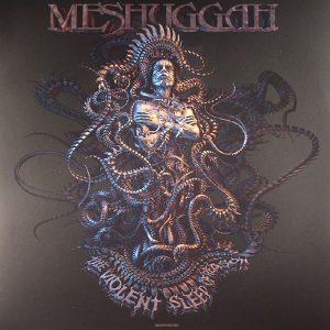 Meshuggah - The Violent Sleep Of Reason (Double Black LP)