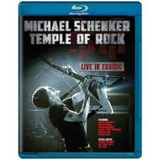 Michael Schenker - Live In Europe (Bluray)