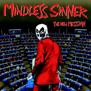 Mindless Sinner ‎– The New Messiah (LP)