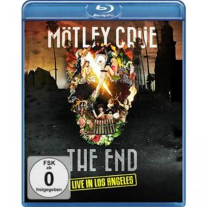Motley Crue - The End - Live In Los Angeles (Bluray)