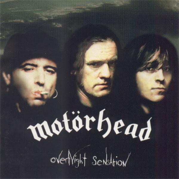 Motorhead - Overnight Sensation (Jewel Case CD)