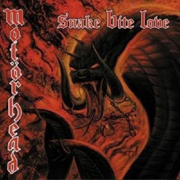 Motorhead - Snake Bite Love (LP)