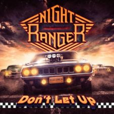 Night Ranger - Don't Let Up (Digipack CD & DVD)