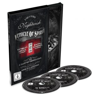 Nightwish - Vehicle Of Spirit (3DVD Mediabook)