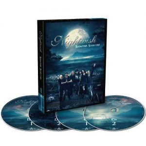 Nightwish - Showtime, Storytime (A5 Double CD & Double DVD)