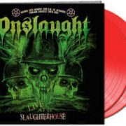 Onslaught – Live At The Slaughterhouse (Double Red LP) 2