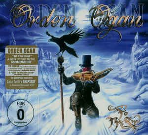 Orden Ogan - To The End (Digipack CD & DVD)