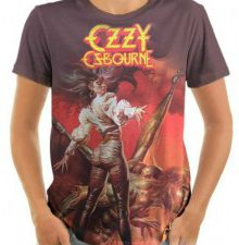 Ozzy Osbourne - The Ultimate Sin T-Shirt