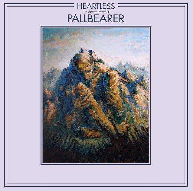 Pallbearer - Heartless (Azure Blue LP)