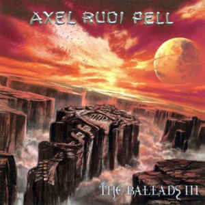 Axel Rudi Pell - The Ballads III (Jewel Case CD)