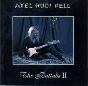Axel Rudi Pell - The Ballads II (Jewel Case CD)